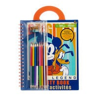 Mickey Mouse Surf's Up Activity Book