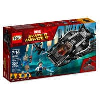 Image of Royal Talon Fighter Attack Playset by LEGO - Black Panther # 2
