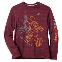 Mickey Mouse runDisney Performance Top for Men