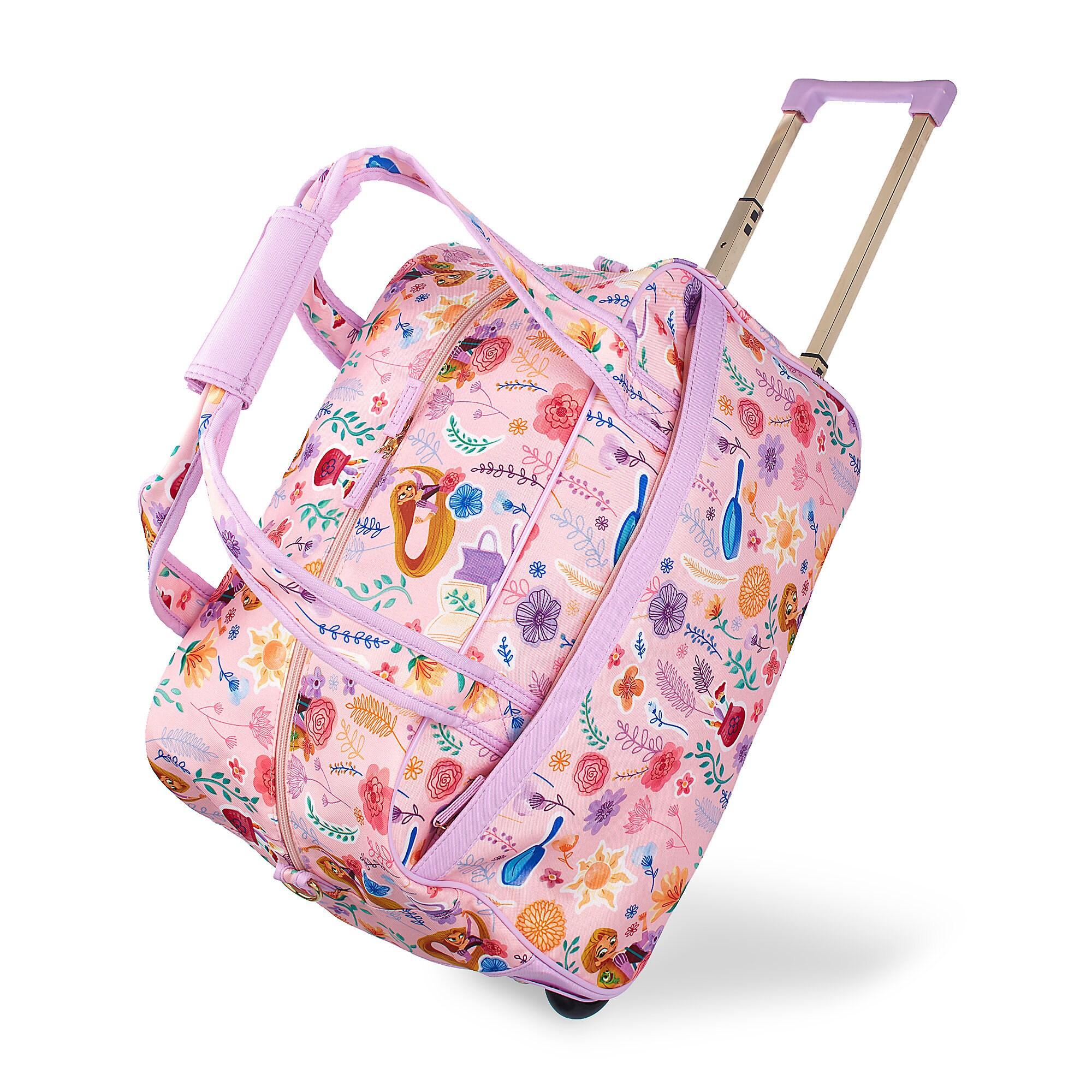 Rapunzel Rolling Luggage