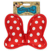 Image of Minnie Mouse Bow Pet Chew Toy # 2