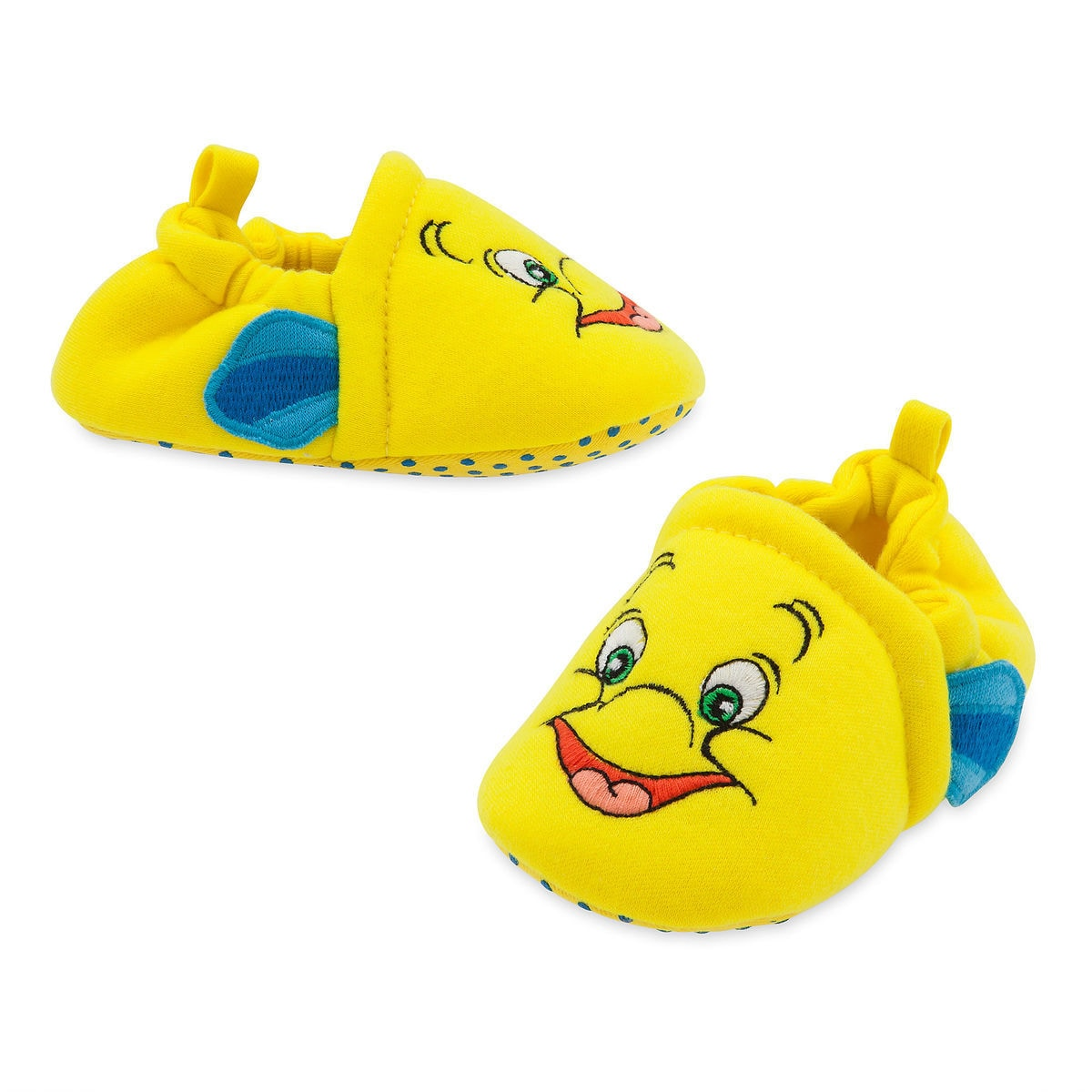 Flounder Costume Shoes For Baby The Little Mermaid Shopdisney