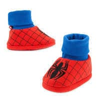 Image of Spider-Man Costume Shoes for Baby # 1