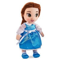 Image of Disney Animators' Collection Belle Plush Doll - Small # 1
