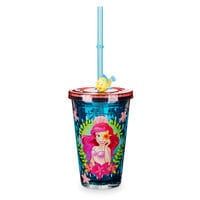 Image of Ariel Tumbler with Straw # 1