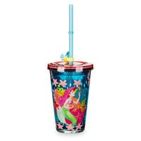 Image of Ariel Tumbler with Straw # 2