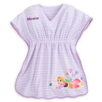 Image of Rapunzel Cover-Up for Girls - Personalizable # 1