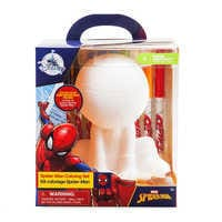 Image of Spider-Man Coloring Figure Set for Kids # 2