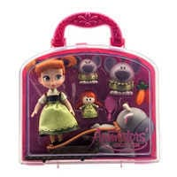 Image of Disney Animators' Collection Anna Mini Doll Play Set # 2