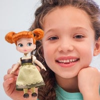 Disney Animators' Collection Anna Mini Doll Play Set