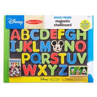 Mickey Mouse Magnetic Chalkboard by Melissa & Doug