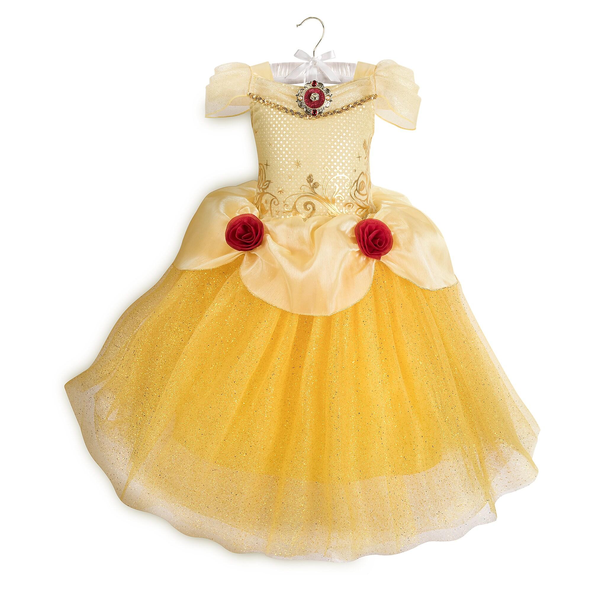 Thumbnail Image of Belle Costume for Kids # 1  sc 1 st  shopDisney & Belle Costume for Kids | shopDisney