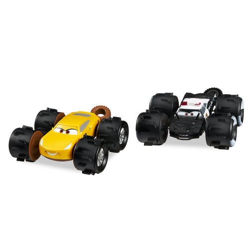 Cruz Ramirez & APB All-Terrain Racers Set - Cars 3