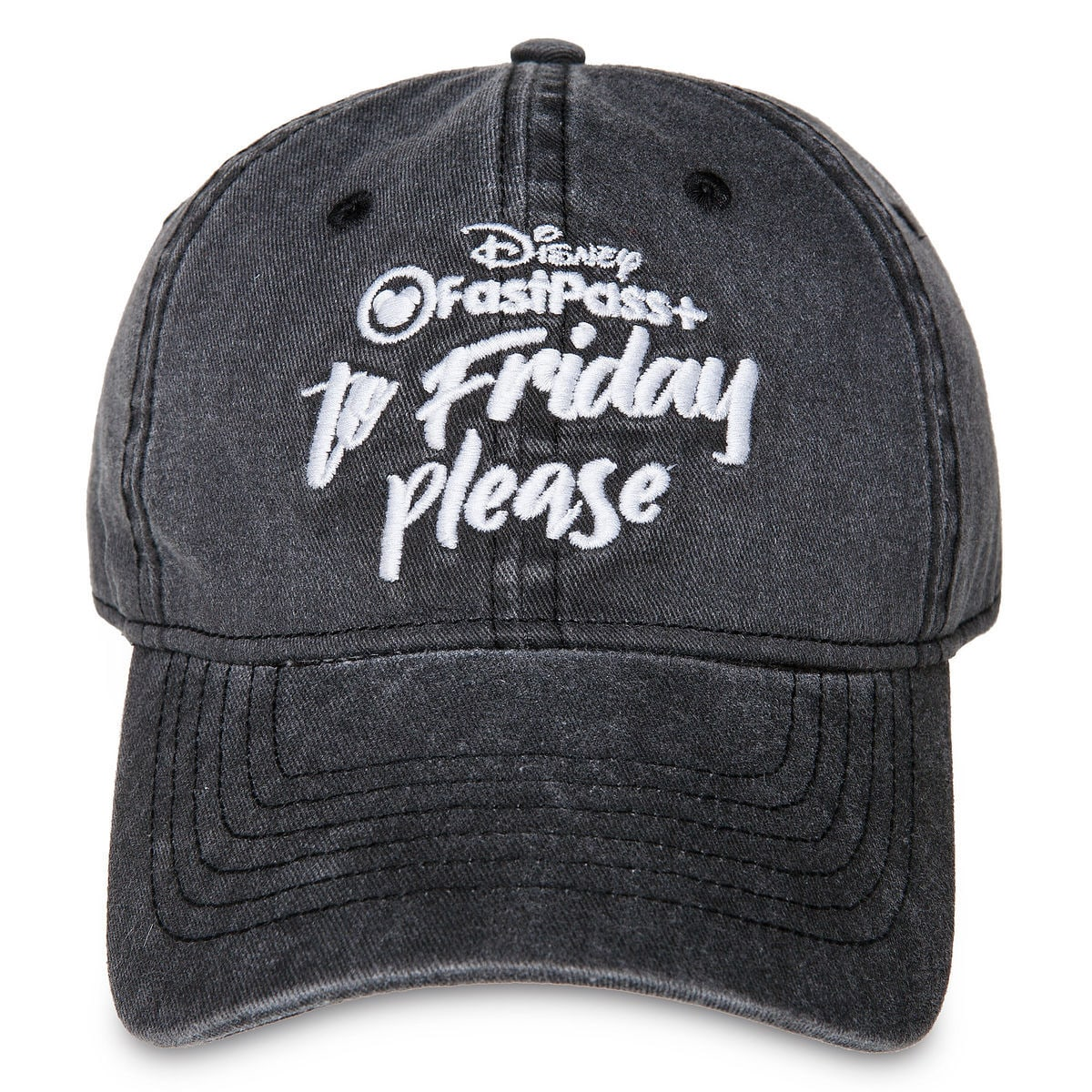 Product Image of Disney Parks   Fastpass to Friday   Baseball Cap for Adults 6deb3221de4
