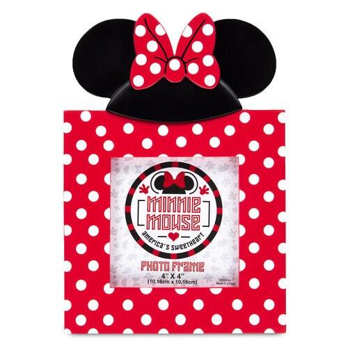 I Am Minnie Mouse Ears Photo Frame Shopdisney