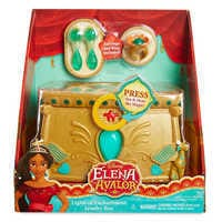 Image of Elena of Avalor Lights of Enchantment Jewelry Box # 4