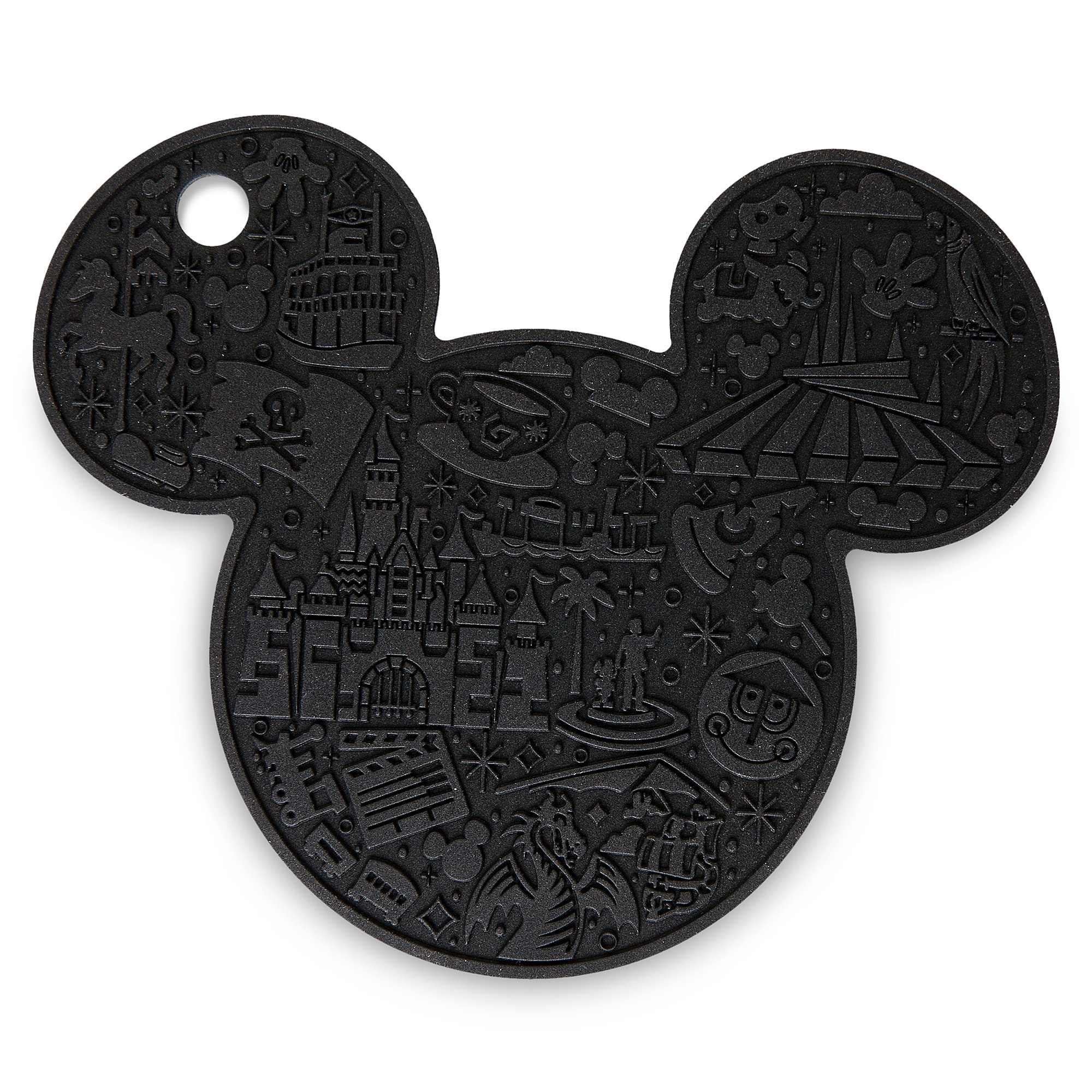 I Am Mickey Mouse Icon Trivet