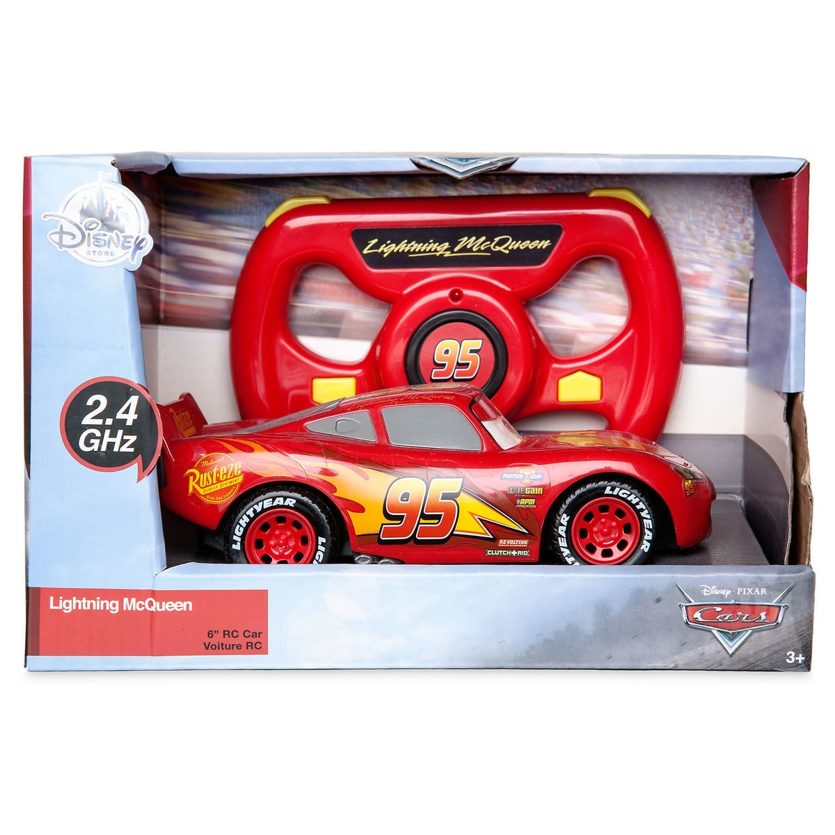 Lightning Mcqueen Remote Control Vehicle Shopdisney