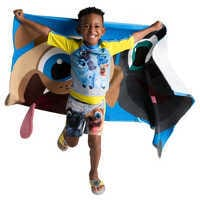 Image of Puppy Dog Pals Rash Guard for Boys # 2