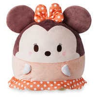 Image of Minnie Mouse Ufufy Plush - Medium # 1