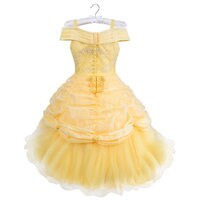 Image of Belle Signature Costume for Kids # 3