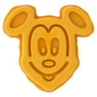 Image of Mickey Mouse Waffle Pet Chew Toy # 1