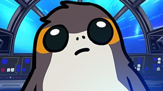 Inside Porg Invasion, the Most Adorable Facebook Game in the Galaxy