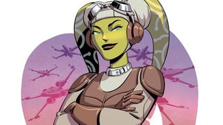 Raising a Rebellion in IDW's Star Wars Forces of Destiny: Hera