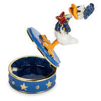 Image of Donald Duck Trinket Box by Arribas Brothers # 2
