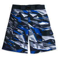 Image of Black Panther Swim Trunks for Boys by Our Universe # 1