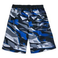 Image of Black Panther Swim Trunks for Boys by Our Universe # 3