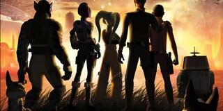 The Final Episodes of Star Wars Rebels Begin February 19 on Disney XD