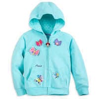 Image of Minnie Mouse Hoodie for Girls # 1