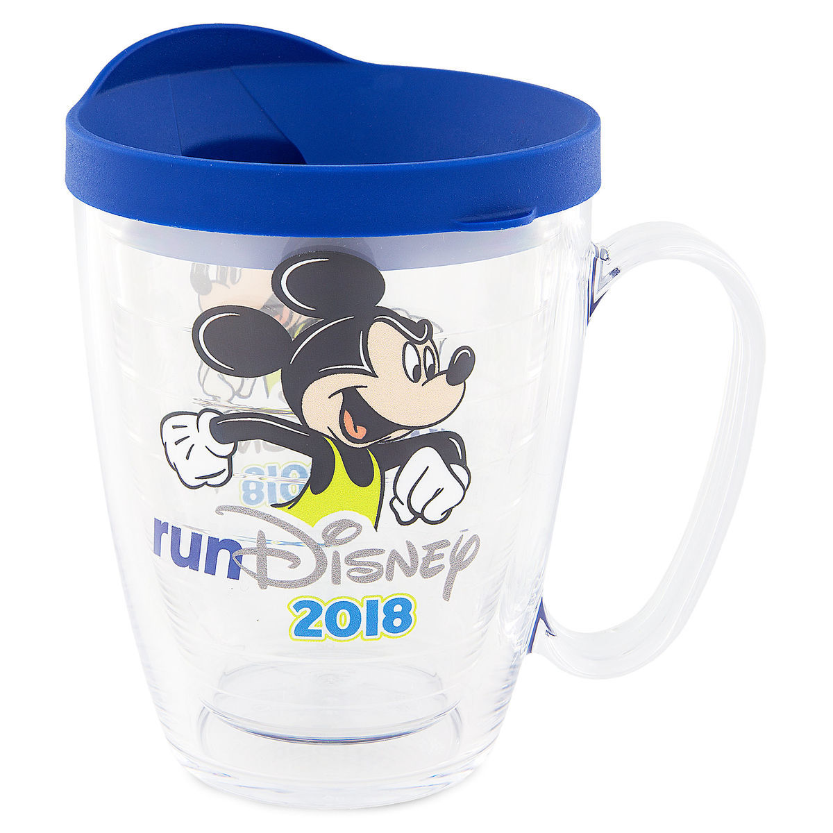 Mickey Mouse Travel Mug by Tervis - runDisney 2018 | shopDisney