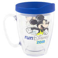 Image of Mickey Mouse Travel Mug by Tervis - runDisney 2018 # 2