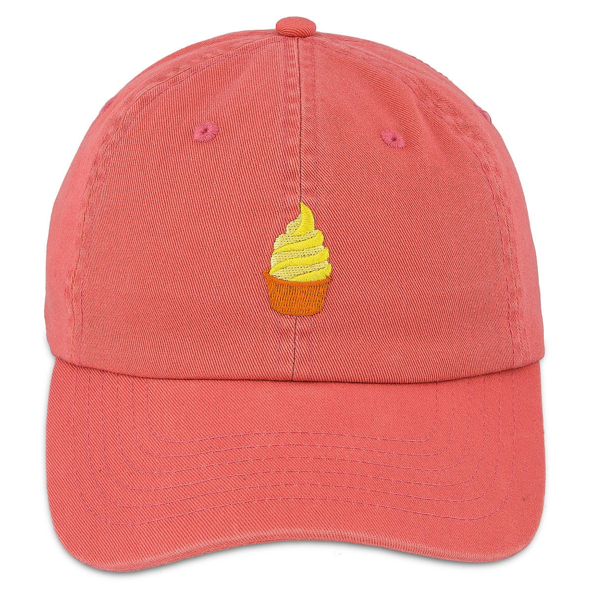 Product Image of Adventureland Pineapple Treat Baseball Cap for Adults   1 8dd9d1701de