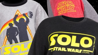 Force for Change Brings First Official Solo: A Star Wars Story T-Shirts to Disney Parks