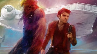Solo: A Star Wars Story Books and Comics Revealed