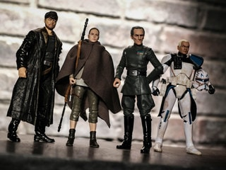 The New Star Wars: The Black Series Figures Look Amazing, and Here's Why