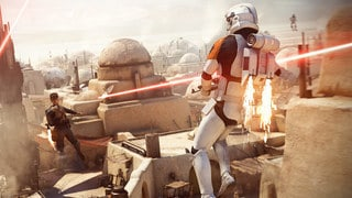 Battlefront II Update Brings New Maps, New Mode, and Most Importantly…Jetpacks