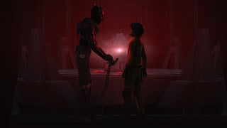 In Star Wars Rebels, Maul's Influence Showed Ezra Bridger the Dark Side