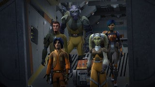 How Family is at the Heart of Star Wars Rebels