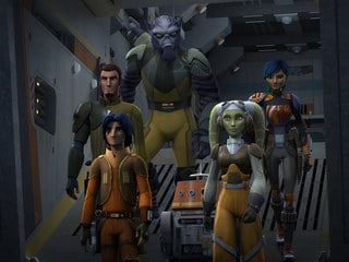 How the Theme of Family is at the Heart of Star Wars Rebels
