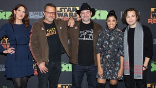 The Spark of Rebellion is Strong at Emotional Star Wars Rebels Finale Fan Screening