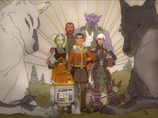 Poll: What Was Your Favorite Moment from the Star Wars Rebels Series Finale?