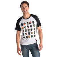 Image of Marvel's Avengers: Infinity War Raglan T-Shirt for Men # 2
