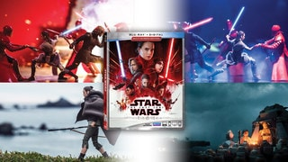 Happy Beeps: Download and Print StarWars.com Exclusive Star Wars: The Last Jedi Blu-ray Covers