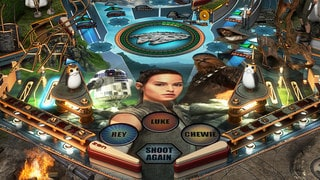 Fighting the First Order and Catching Porgs with Star Wars Pinball: The Last Jedi