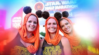 6 Reasons to Try runDisney Star Wars, Even if You're New to Running