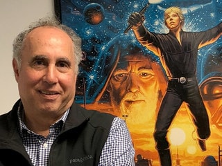 40 Years of Star Wars Fandom and Trading Cards with Topps' Ira Friedman